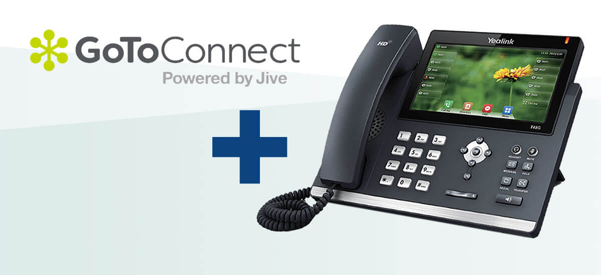 GoToConnect and Yealink T48S